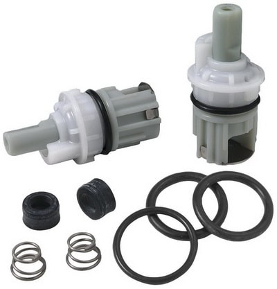 faucet repair kit for delta faucet 2 handle faucets