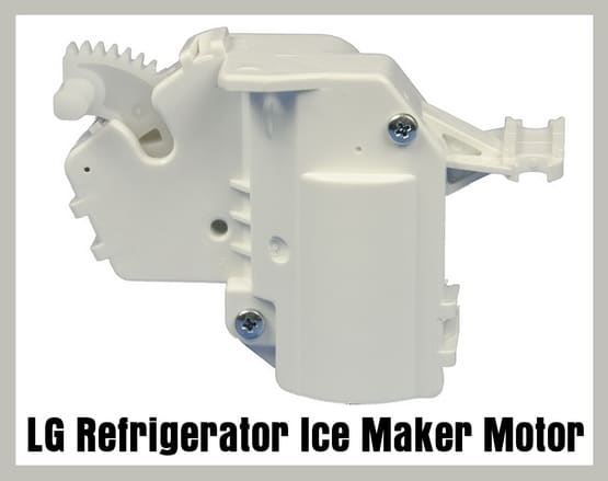 LG Refrigerator Ice Maker Motor lg refrigerator error code er 1f or er if removeandreplace com Wire Harness Assembly at virtualis.co