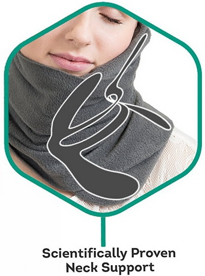 Trtl Soft Neck Support Travel Pillow