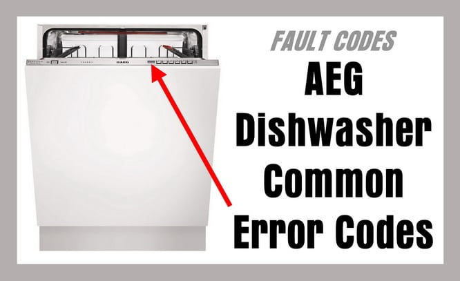 aeg dishwasher common error codes. Black Bedroom Furniture Sets. Home Design Ideas