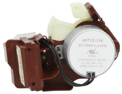 Whirlpool Washing Machine Actuator Shifter