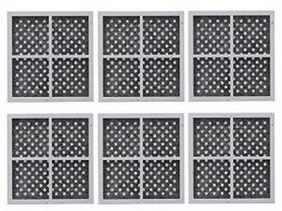 Air Filter Replacement for LG LT120F Kenmore Elite 469918 Refrigerator ADQ73214402, ADQ73214404