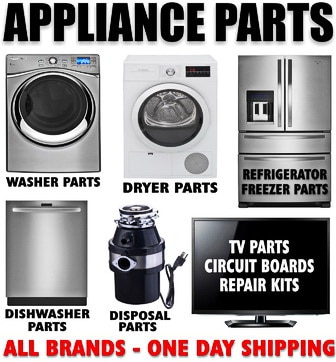 Appliance Replacement Parts For All Major Brands Of Appliances