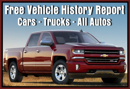 Free Car History Report >> Free Vehicle History Report Vhr By Vin Cars Trucks Autos