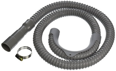 how to remove drain hose from washing machine