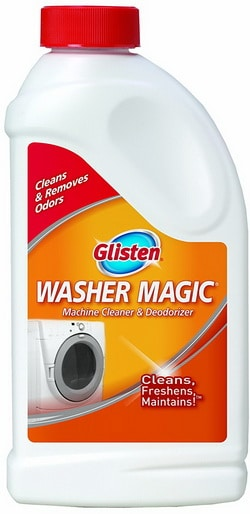 Glisten Washer Washing Machine Cleaner for Traditional Top Loaders and High Efficiency (HE) Washing Machines
