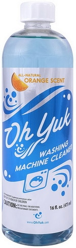 Oh Yuk Washing Machine Cleaner For All Washers (Top Load and Front Load, HE and Non-HE)