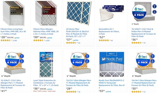 AC Air Filters