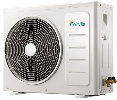Senville Outdoor AC Unit