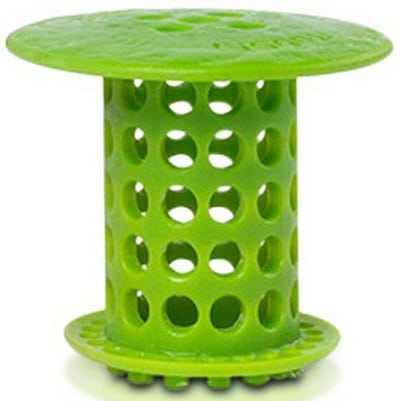 TubShroom Tub Drain Protector Hair Catcher Strainer