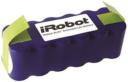 iRobot Parts - XLife Extended Life Battery - Compatible with Roomba 400/600/700/800 Series Robots