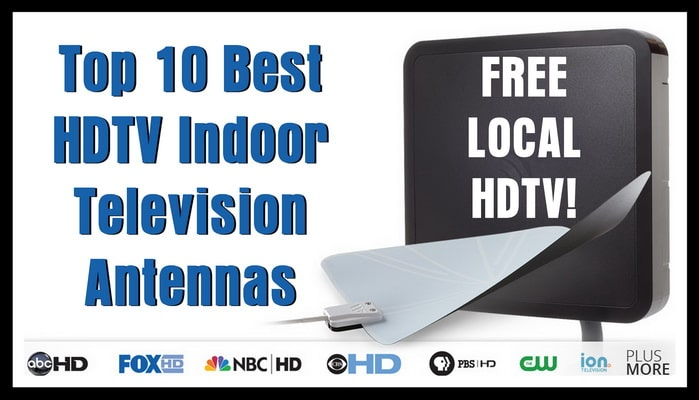 Top 10 Best HDTV Television Indoor Antennas