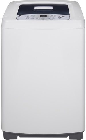 best compact washing machine - GE WSLP1500HWW