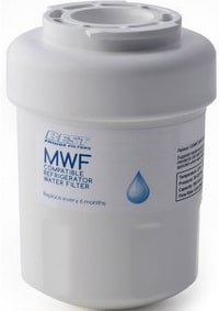 GE MWF Refrigerator Water Filter Smartwater Compatible Cartridge