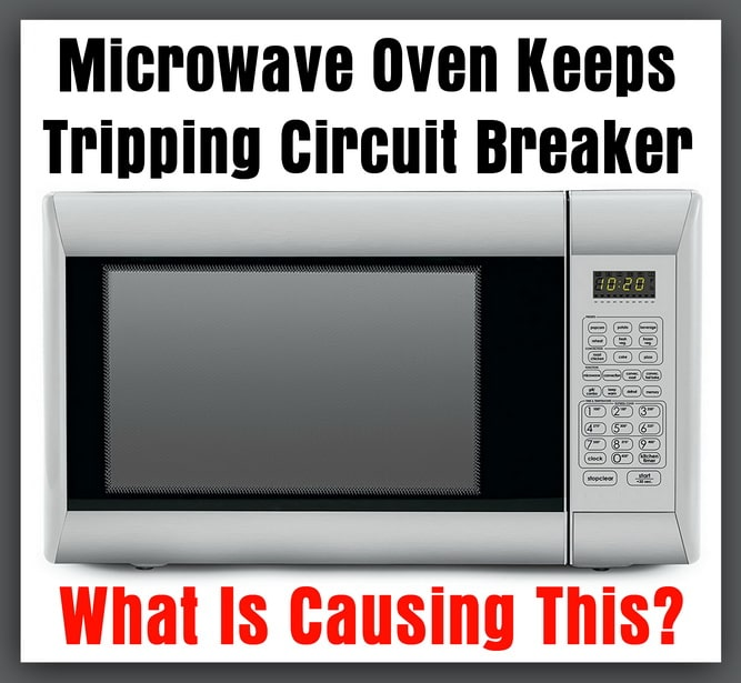 Microwave 15 Or 20 Amp Circuit