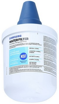 Samsung Genuine HAFCU1 XAA Refrigerator Water Filter