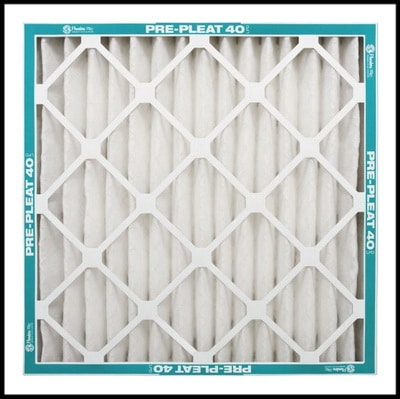 AC Not Blowing - Change AC Air FIlter