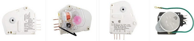 Refrigerator Defrost Timer Replacements