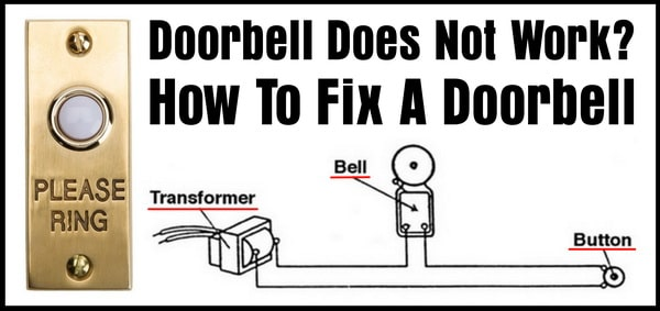 How To Repair A Doorbell