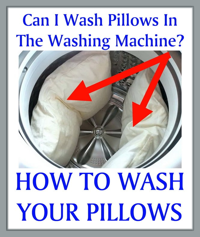 My Pillow Washing