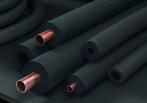 Pipe Insulation Tubing Heat Preservation Insulated