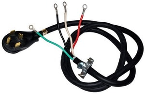 Dryer Power Cord