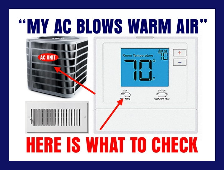 Ac Not Blowing Cold Air >> Ac Not Blowing Cold Air What Can I Do