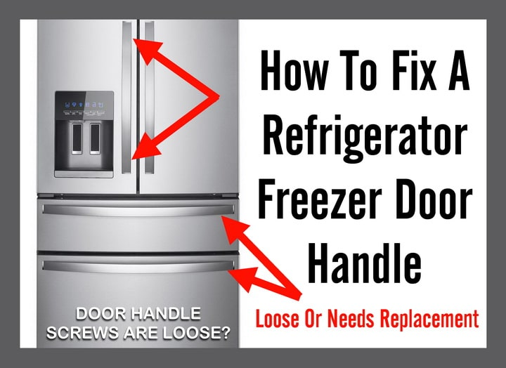 Removeandreplace Com 8 Reasons Why A Refrigerator