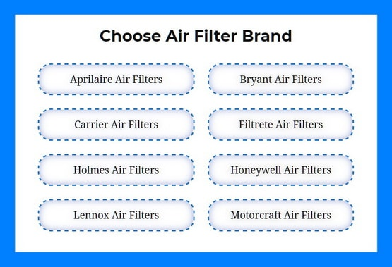 Air filters at appliancefilter.com