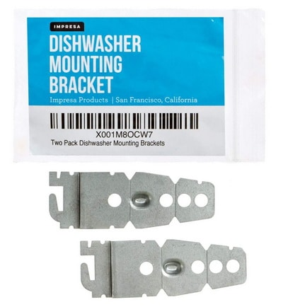 Whirlpool Replacement Dishwasher Upper Mounting Bracket