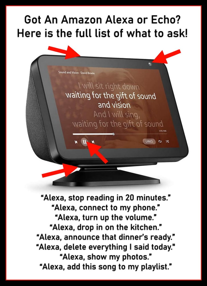How To Use Amazon Alexa - What To Ask