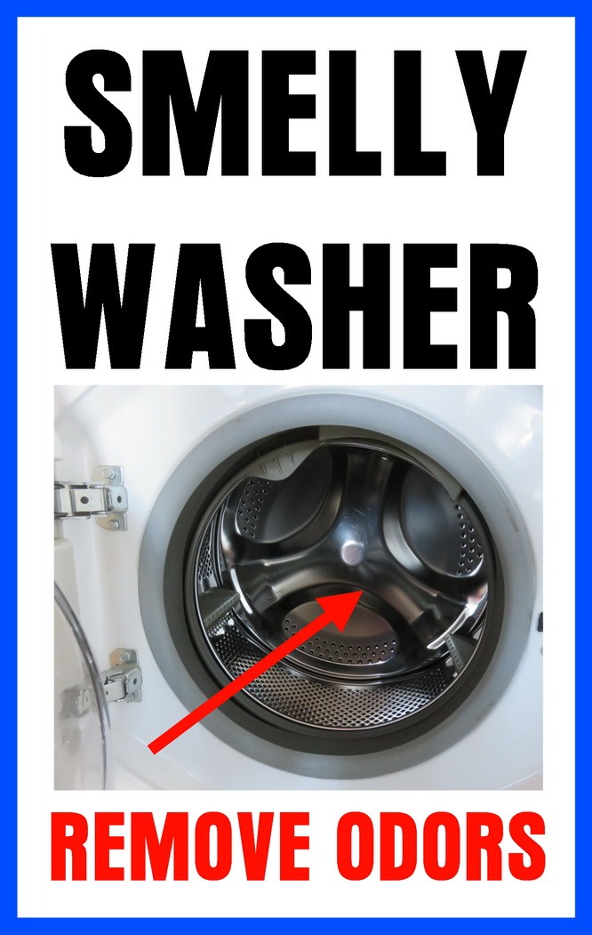 Clothes Smell Sour After Wash In Washing Machine