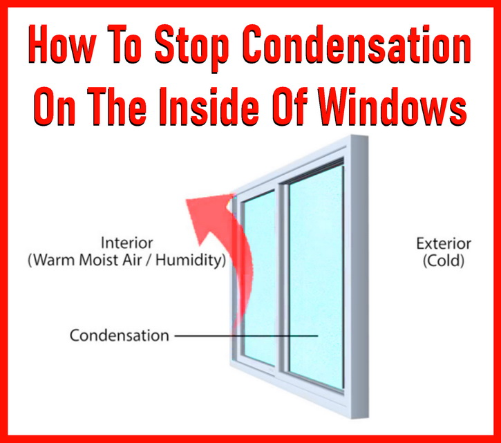 How To Stop Condensation On Inside Of Windows